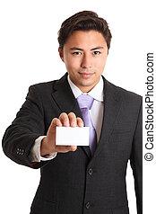 Here take my card