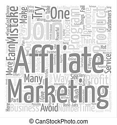 Heres How To Avoid The Most Common Affiliate Mistakes text ...