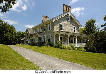 Heritage Home, Ontario, Canada