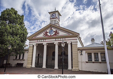 Heritage Listed Court House