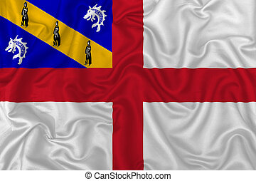 Herm islands flag