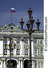 Hermitage Museum - St Petersburg - Russian Federation