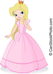 hermoso, princesa