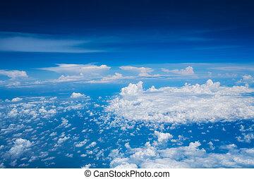 hermoso, skyscape