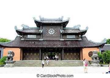 hermoso, vietnam, arquitectura