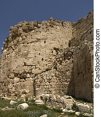 Herods Palace - The ancient palace of King Herod, the ...
