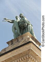 heroe\'s, 廣場, 布達佩斯