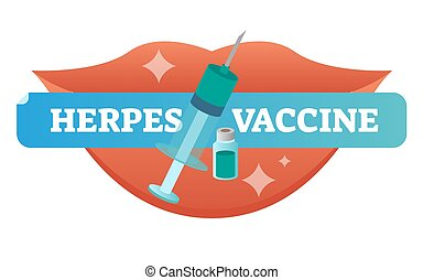 Herpes Simplex Cell - Isolated On White Stock Illustration ...  Herpes Medical Illustration