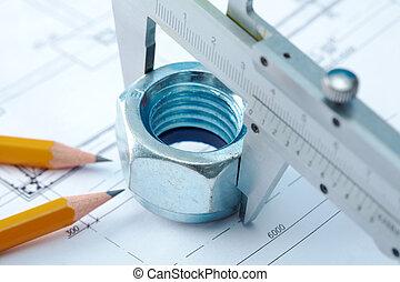 herramienta, arquitecto