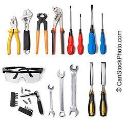 herramientas, Colección
