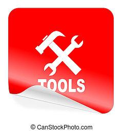 herramientas, icono