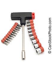 herramientas, kit