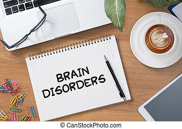hersenen, aandoeningen