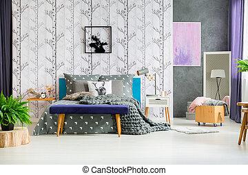 https://cdn.xl.thumbs.canstockphoto.nl/hertje-klok-in-bos-slaapkamer-stockfoto_csp53550749.jpg