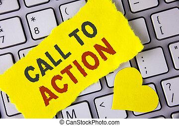 herz, begriff, kampagne, text, laptop, gelber , klebriges papier, nächste, schreibende, merkzettel, geschrieben, rufen, digital, it., geschaeftswelt, marketing, online, meisten, action., teil, wort, träne, gesetzt, wichtig