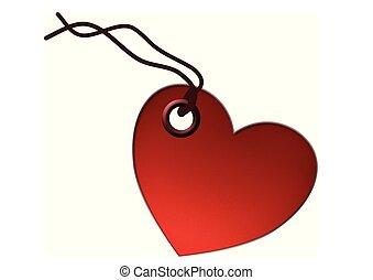 Herz, Etiketten - herz, etiketten