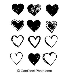 Herz Ziehen