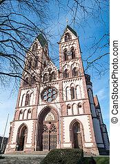 Herz-Jesu-Kirche Freiburg