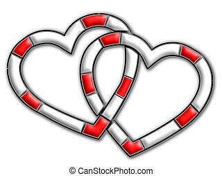 Herzen - herzen, grafik