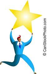he\\\'s, um, estrela