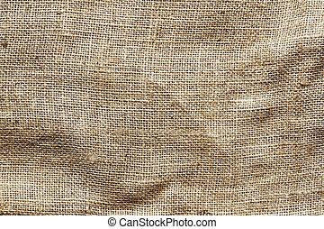 Hessian  - Closeup of burlap hessian sacking