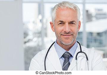 het glimlachen, arts