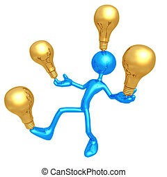 het in evenwicht brengen, ideeën