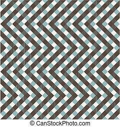 het patroon van de stof, textuur, seamless, zigzag, retro