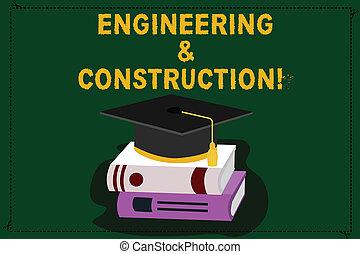 het rusten, tassel, infrastructuur, aan het dienen, kennis, academisch, kleur, tekst, het tonen, pet, afgestudeerd, meldingsbord, technisch, techniek, foto, conceptueel, hoedje, books., construction., 3d