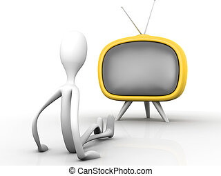 het schouwen tv