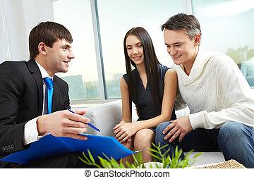 het verklaren, condities, hypotheek