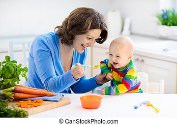 het voeden, ste?e? t??f?µa, moeder, baby, eerst