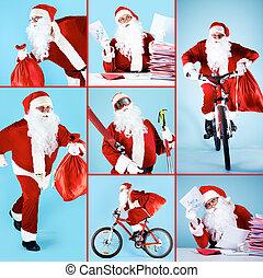 het zoeken, kerstmis