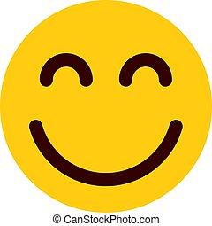 heureux, emoji