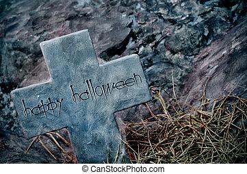 heureux, halloween