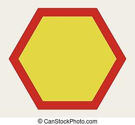 Hex icon