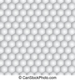 hexagonal, pattern., seamless