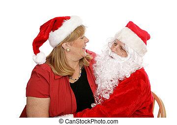 Hey Santa Baby