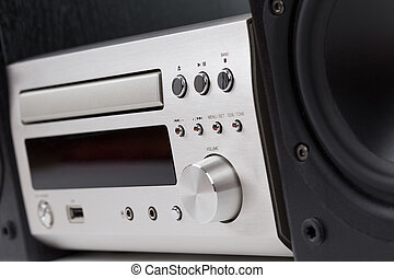 hi-fi, sistema stereo