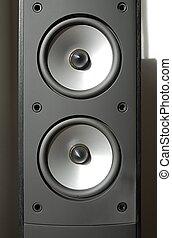 Hi-fi Speaker Detail