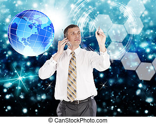 hi-tech, インターネット