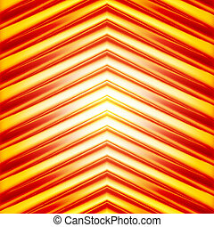 Hi tech abstract arrow background
