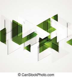 Hi-tech abstract vector background