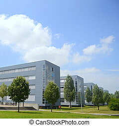 Hi-tech Company Buildings