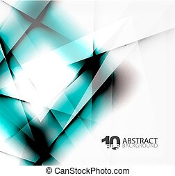 Hi-tech or business futuristic blurred template