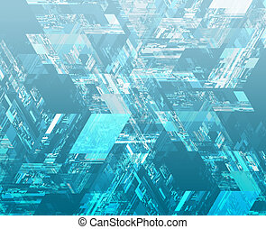Hi Tech pattern - Hi tech pattern abstract wallpaper...
