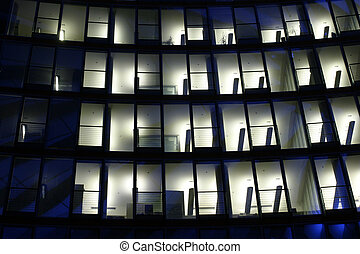 Hi-tech windows