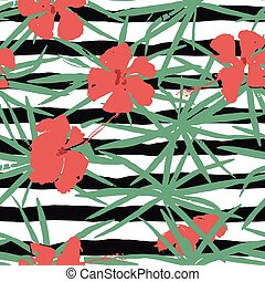 seamless pattern in vector.
