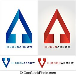 Hidden arrow