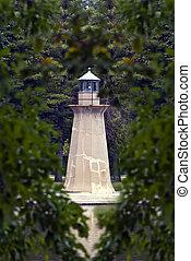 Hidden Lighthouse